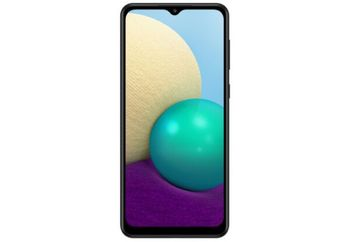 купить Samsung Galaxy A02 A022G/DS 2/32Gb, Black в Кишинёве