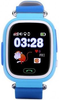 Детские умные часы Wonlex GW100/Q80 Blue