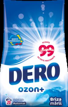 Стиральный порошок Dero Ozon+ Морской бриз, 2 кг.