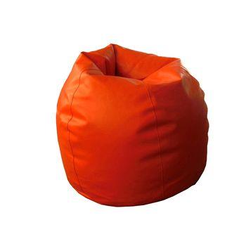 купить Кресло - мешок, оранжевый в Кишинёве