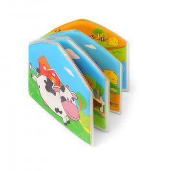cumpără Jucaria pentru baie carte COUNTRY ANIMALS cu sunet în Chișinău