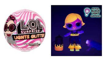 купить L.O.L Surprise Lights Glitter в Кишинёве