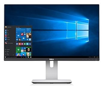 "24.1"" DELL IPS LED U2415 Borderless (6ms, 2M:1, 300cd, 1920x1200, 2xHDMI , Mini DisplayPort, DisplayPort, Height Adjustment, Pivot, USB 3.0, VESA.)"