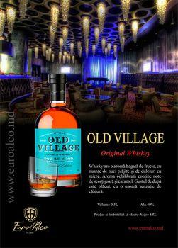 Виски Old Village