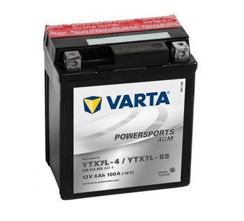 купить Аккумулятор VARTA 12V  100AH YTX7L-BS AGM в Кишинёве