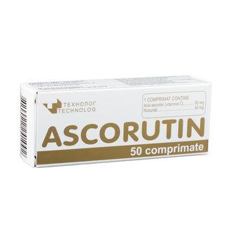 cumpără Ascorutin comp. N10x5 în Chișinău