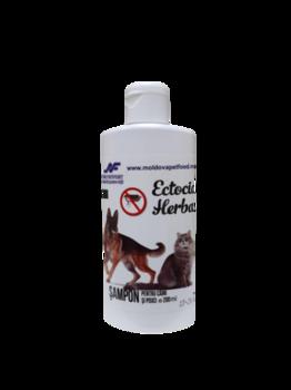 cumpără Nutritfort Ectocid Herba Sampon Antiparazitar Pentru Caini Si Pisici în Chișinău