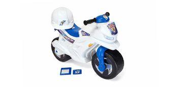 купить Толокар мотоцикл с каской в Кишинёве
