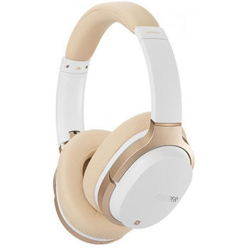 Edifier W830BT White / Bluetooth and Wired On-ear headphones with microphone, Bluetooth v4.1 aptX,3.5 mm jack, Dynamic driver 40 mm, Frequency response 20 Hz-20 kHz, On-ear controls, Ergonomic Fit, Battery Lifetime (up to) 80 hr, charging time 4 hr