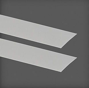 cumpără Capac pentru placă de agățat 425x1x47 mm, argintiu în Chișinău