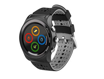 "Acme HR SW301 Smartwatch, 1.30"" TFT IPS Color Display, Li-ion, Active GPS, Accelerometer, Pedometer, Hear Rate monitor, Altimeter, Barometer, Touch Screen, Water-resistant IP66, Bluetooth 4.0 (smart band / смарт браслет) www"