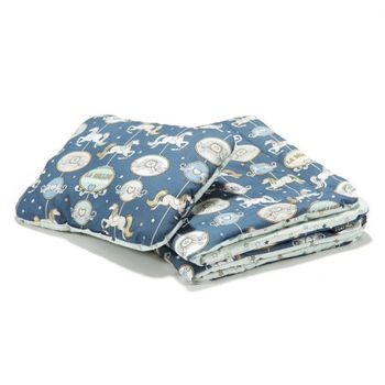 купить Комплект подушка+одеяло L LaMillou Lunapark By Night & Night Stars в Кишинёве