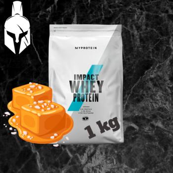 Сывороточный протеин (Impact Whey Protein) - Соленая карамель