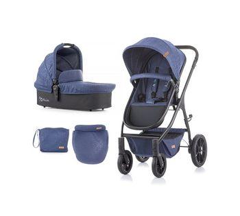 купить Коляска 2-в-1 Chipolino Avia blue в Кишинёве