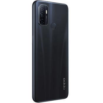"Telefon mobil 6.5"" OPPO A53 EU 128GB Black 4GB RAM, Snapdragon 460 SM4250 Octa-core, Adreno 610, DualSIM, 6.5"" 720x1600 IPS 270 ppi, TripleCam 13MP&2MP&2MP, front 16MP, LED flash, 5000mAh,WiFi, BT5.0, LTE, Android 10 (ColorOS 7.2)"