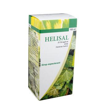 cumpără Helisal Sirop 27,78mg/5ml 100ml în Chișinău