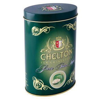 Зеленый чай с соусепом Chelton Green 100гр