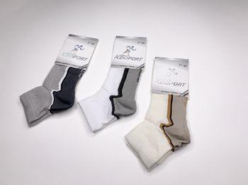 KBS средние носки с сеткой