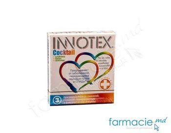 купить Prezervative Innotex Coktail N3 в Кишинёве