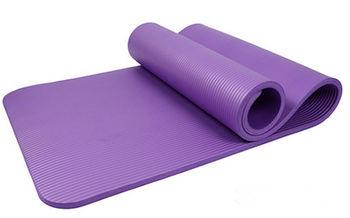 cumpără Saltea yoga 183х61х1 cm S124-14 NBR (synthetic rubber) (307) în Chișinău