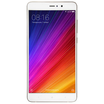 купить Xiaomi Mi5s Plus 4+64 Duos, Gold в Кишинёве