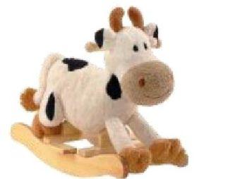 Babyland корова качалка