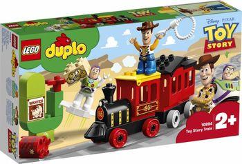 купить Lego Duplo Toy Story Поезд в Кишинёве
