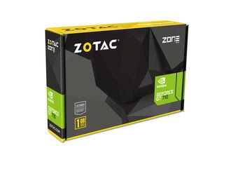 купить ZOTAC GeForce GT710 Zone Edition 2GB DDR3, 64bit в Кишинёве