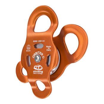 купить Блок-ролик Climbing Technology Orbiter D, orange, 2P661 в Кишинёве