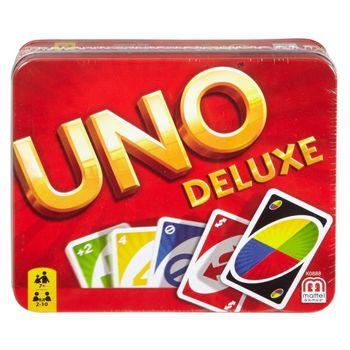 Карточная игра UNO Делюкс, код K0888