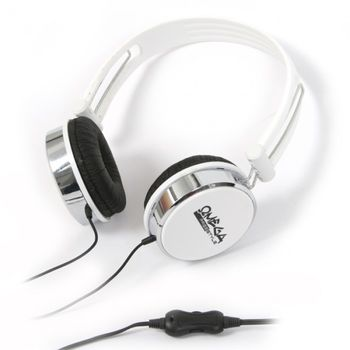 Freestyle FH0013W headset, white