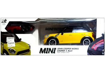Машина Р/У 1:14 Mini Cooper S ALL4 FF 55X19.5cm