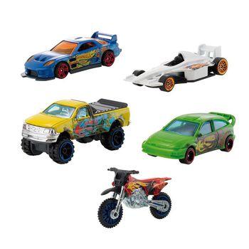 Mattel Hot Wheels Набор машинок (5 шт.)