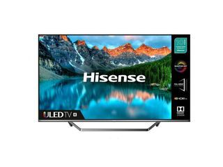 "55"" TV Hisense 55U7QF, Black (SMART TV)"