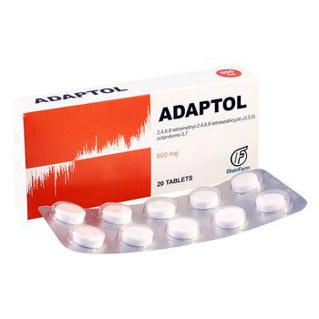 cumpără Adaptol 500mg comp. N20 în Chișinău