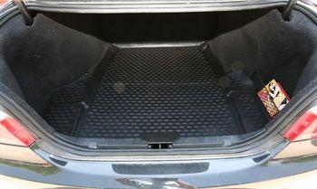 Коврик в багажник BMW 5 2003-2010, сед.
