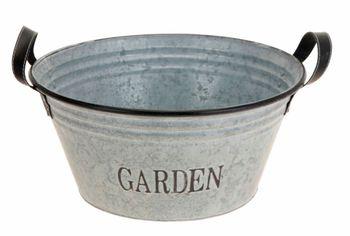 """Корзина для цветов """"Garden"""" D35.5cm, металл"""