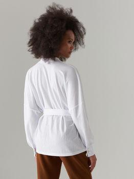 Блуза MOHITO Белый wy624-00x
