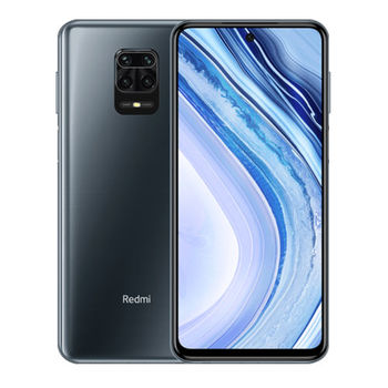 "Xiaomi RedMi Note 9 Pro EU 128GB Grey, DualSIM, 6.67"" 1080x2340 IPS, Snapdragon 720G, Octa-Core 2.3GHz, 6GB RAM, Adreno 618, microSD (dedicated slot), 64MP+8MP+5MP+2MP/16MP, 5020mAh, FC 30W, NFC, WiFi-AC/BT5.0, Android 10 (MIUI11), Infrared port"