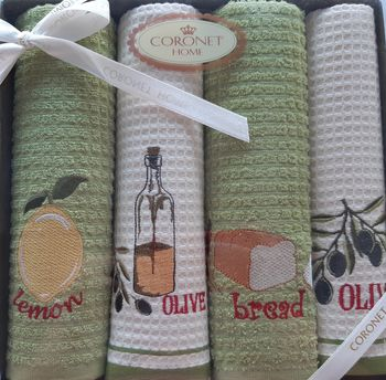 купить Набор полотенец 40*60 в Кишинёве