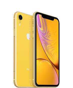 купить Apple iPhone XR 128GB, Yellow в Кишинёве