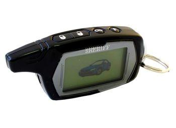 Автосигнализация SHERIFF ZX-940
