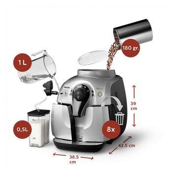 купить Кофемашина эспрессо Philips HD8652/59 в Кишинёве