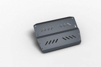 Защита Картера и крепеж PEUGEOT 407 (2004-) (2 мм) 1.8/2.0/3.0/2,2d МКПП/АКПП