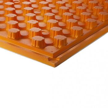 купить Плита пенополистир. профильная с антиконденс.пленкой 1.2 x 0.75 x 0,45 (оранж) CL в Кишинёве