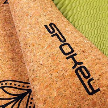 купить Коврик для йоги Spokey Savasana 183x61x0.4 cm, 9265xx в Кишинёве