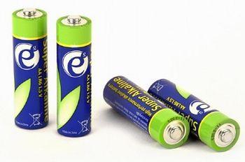 Gembird  Alcaline Battery AA, 4pcs, Blister pack