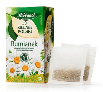купить Чай травяной Polish Herbarium Camomile, 20 шт в Кишинёве
