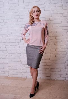 купить Блузка Simona ID 9552 в Кишинёве