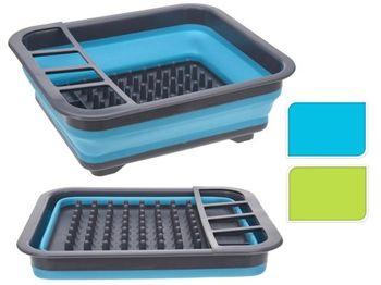 Сушилка для посуды складная EH 37X32cm, 2 цвета
